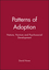 Patterns of Adoption: Nature, Nurture and Psychosocial Development (0632041498) cover image