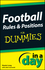 Football Rules and Positions In A Day For Dummies (1118376498) cover image