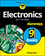 Electronics All-in-One For Dummies, 2nd Edition (1119320798) cover image