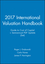 2017 International Valuation Handbook - Guide to Cost of Capital + Semiannual PDF Update (Set) (1119366798) cover image