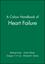 A Colour Handbook of Heart Failure (1405158298) cover image