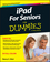 iPad For Seniors For Dummies, 8th Edition (1119137799) cover image