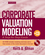 Corporate Valuation Modeling: A Step-by-Step Guide (047048179X) cover image