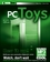 PC Toys: 14 Cool Projects for Home, Office and Entertainment (076454229X) cover image