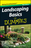 Landscaping Basics For Dummies, Mini Edition (111804259X) cover image