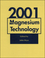 Magnesium Technology 2001 (111880399X) cover image