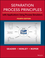 Separation Process Principles with Applications Using Process Simulators, 4th Edition (111914129X) cover image