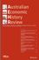 Australian Economic History Review (AEHR) cover image