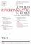 International Journal of Applied Psychoanalytic Studies (APS2) cover image