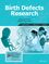 Birth Defects Research (BDR2) cover image