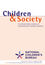 Children & Society (CHSO) cover image