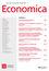 Economica (ECCA) cover image