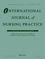International Journal of Nursing Practice (IJN2) cover image