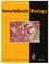 Invertebrate Biology (IVB2) cover image
