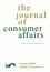 Journal of Consumer Affairs (JOCA) cover image