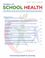 Journal of School Health (JOSH) cover image