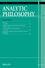 Analytic Philosophy (PHIB) cover image