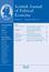 Scottish Journal of Political Economy (SJPE) cover image