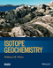Isotope Geochemistry (0470656700) cover image