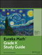 Eureka Math Study Guide: A Story of Units, Grade K  (1118466500) cover image