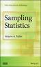 Sampling Statistics (0470454601) cover image