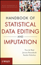Handbook of Statistical Data Editing and Imputation (0470542802) cover image