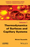 Thermodynamics of Surfaces and Capillary Systems (1848218702) cover image