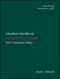 Valuation Handbook - U.S. Guide to Cost of Capital, 2001 U.S. Essentials Edition (1119398703) cover image