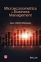Microeconometrics in Business Management (1119096804) cover image