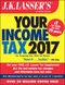 J.K. Lasser's Your Income Tax 2017: For Preparing Your 2016 Tax Return (1119248205) cover image