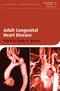 Adult Congenital Heart Disease (1405178205) cover image