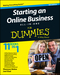 Starting an Online Business All-in-One For Dummies, 4th Edition (1118926706) cover image