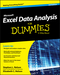 Excel Data Analysis For Dummies, 3rd Edition (1119077206) cover image