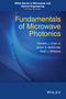 Fundamentals of Microwave Photonics (1118293207) cover image