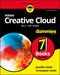 Adobe Creative Cloud All-in-One For Dummies, 2nd Edition (1119420407) cover image