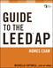 Guide to the LEED AP Homes Exam (1118087208) cover image