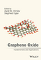 Graphene Oxide: Fundamentals and Applications (1119069408) cover image