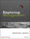 Exploring Management, 5th Edition (EHEP003508) cover image