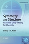 Symmetry and Structure: Readable Group Theory for Chemists, 3rd Edition (0470060409) cover image