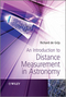An Introduction to Distance Measurement in Astronomy (047051180X) cover image