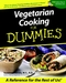 Vegetarian Cooking For Dummies (076455350X) cover image
