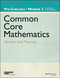 Common Core Mathematics, A Story of Functions: Pre-Calculus, Module 2: Vectors and Matrices (111881150X) cover image