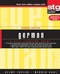 German: A Self-Teaching Guide, 2nd Edition, Revised and Updated (0470165510) cover image