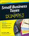 Small Business Taxes For Dummies (1118650611) cover image