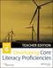 Developing Core Literacy Proficiencies, Grade 6, Teacher Edition (1119192811) cover image