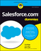 Salesforce.com For Dummies, 6th Edition (1119239311) cover image