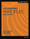 Accounting Principles IFRS Version, Global Edition (1119419611) cover image