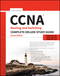 CCNA Routing and Switching Complete Deluxe Study Guide: Exam 100-105, Exam 200-105, Exam 200-125, 2nd Edition (1119288312) cover image