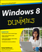Windows 8 For Dummies (1118134613) cover image