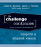 The Challenge Continues: Inspire a Shared Vision, Participant Workbook (0470402814) cover image
